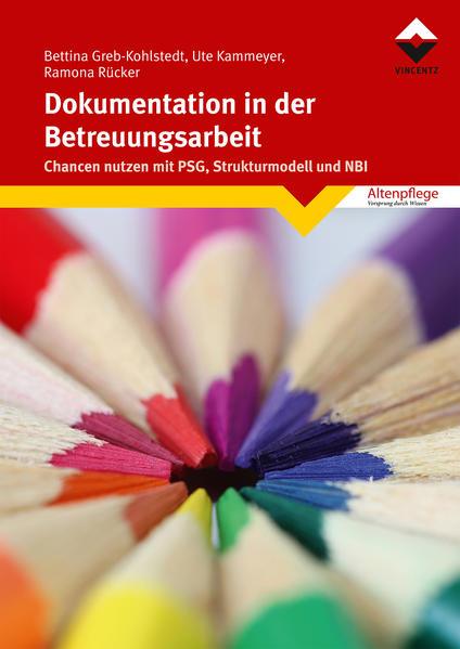 Dokumentation in der Betreuungsarbeit als Buch