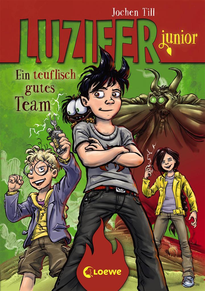 Luzifer junior - Ein teuflisch gutes Team als Buch