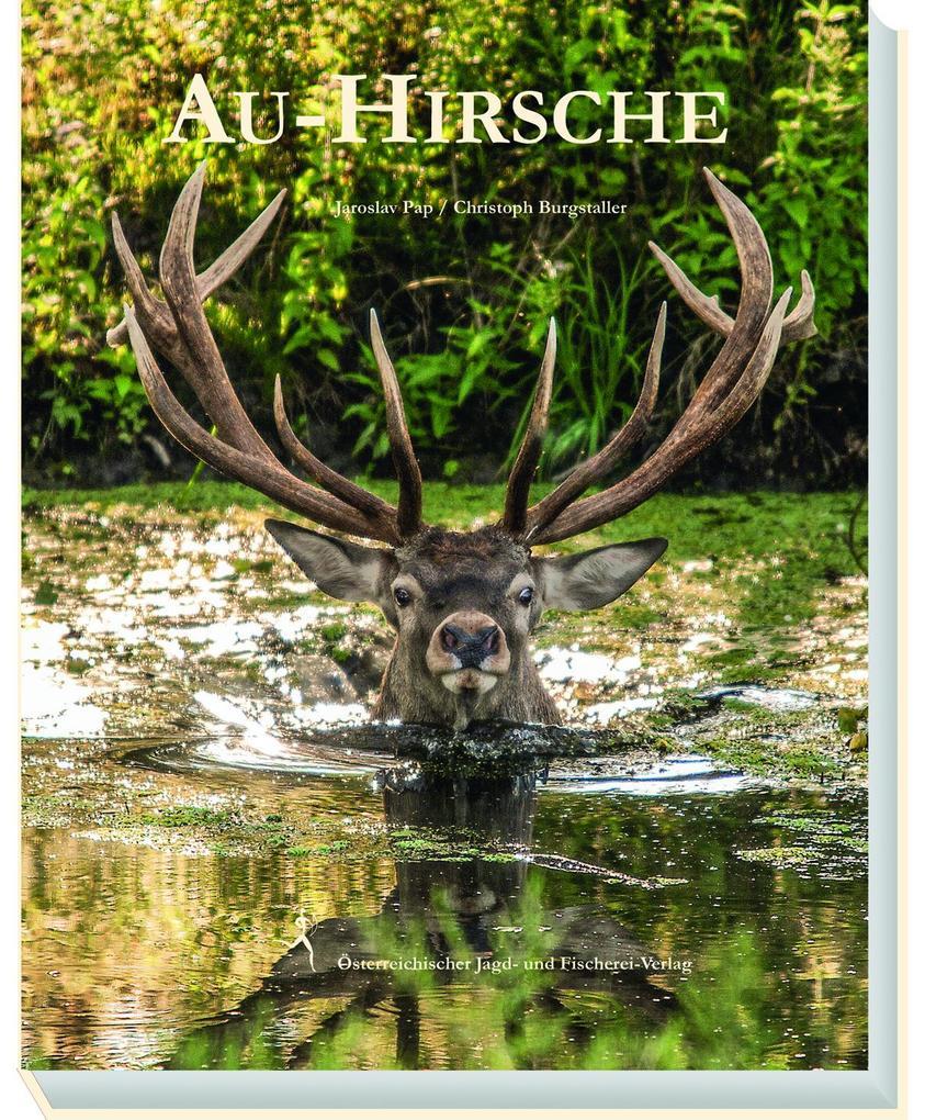 Au-Hirsche als Buch