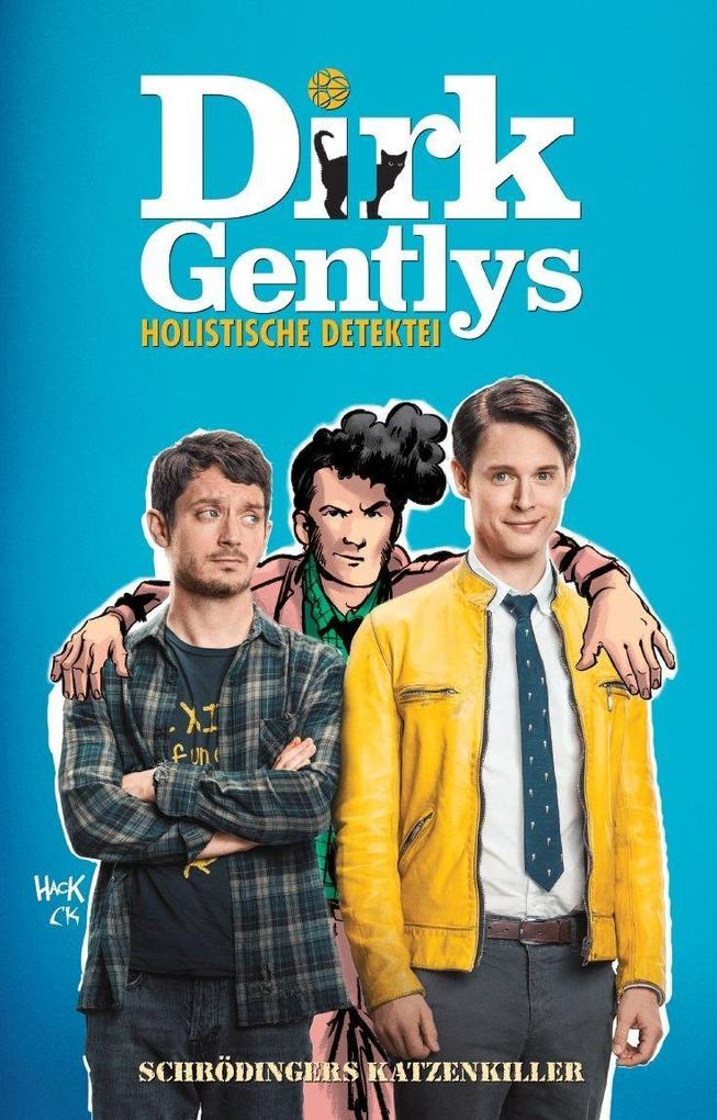 Dirk Gentlys Holistische Detektei als Taschenbu...