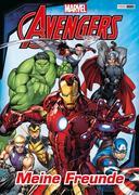 Marvel Avengers Freundebuch