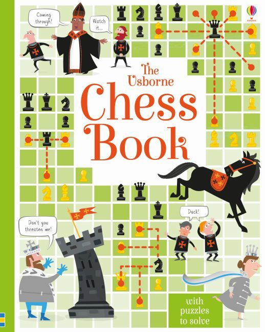 Chess Book als Buch von Lucy Bowman