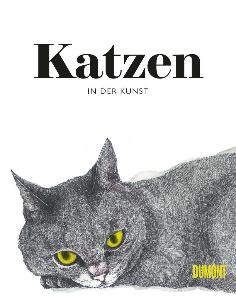 Katzen in der Kunst als Buch