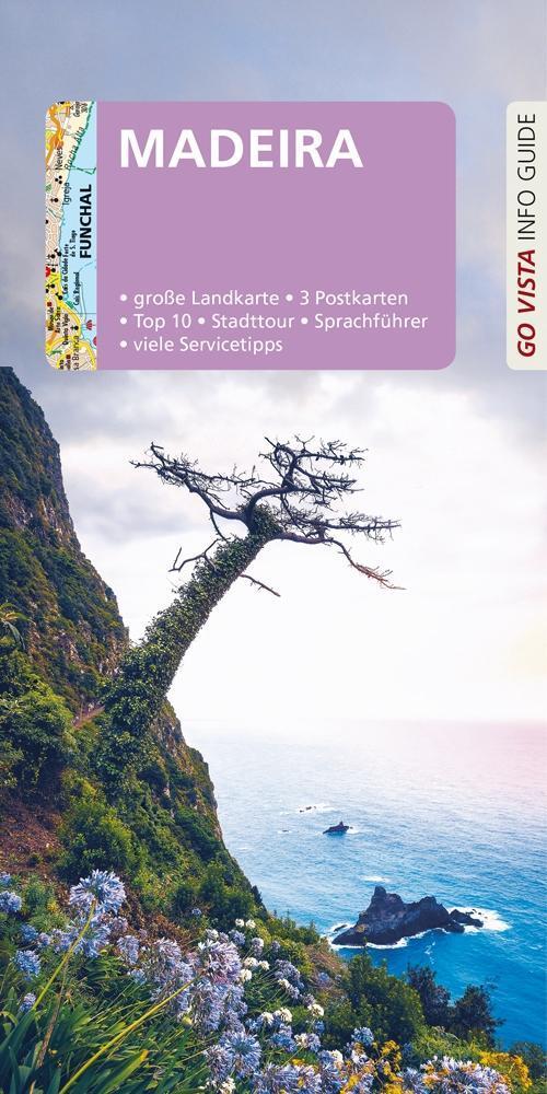 GO VISTA: Reiseführer Madeira als Buch von Wern...