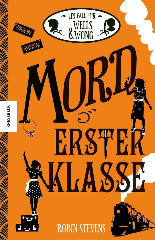 Mord erster Klasse als Buch