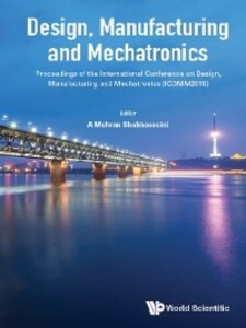 Design, Manufacturing And Mechatronics - Procee...
