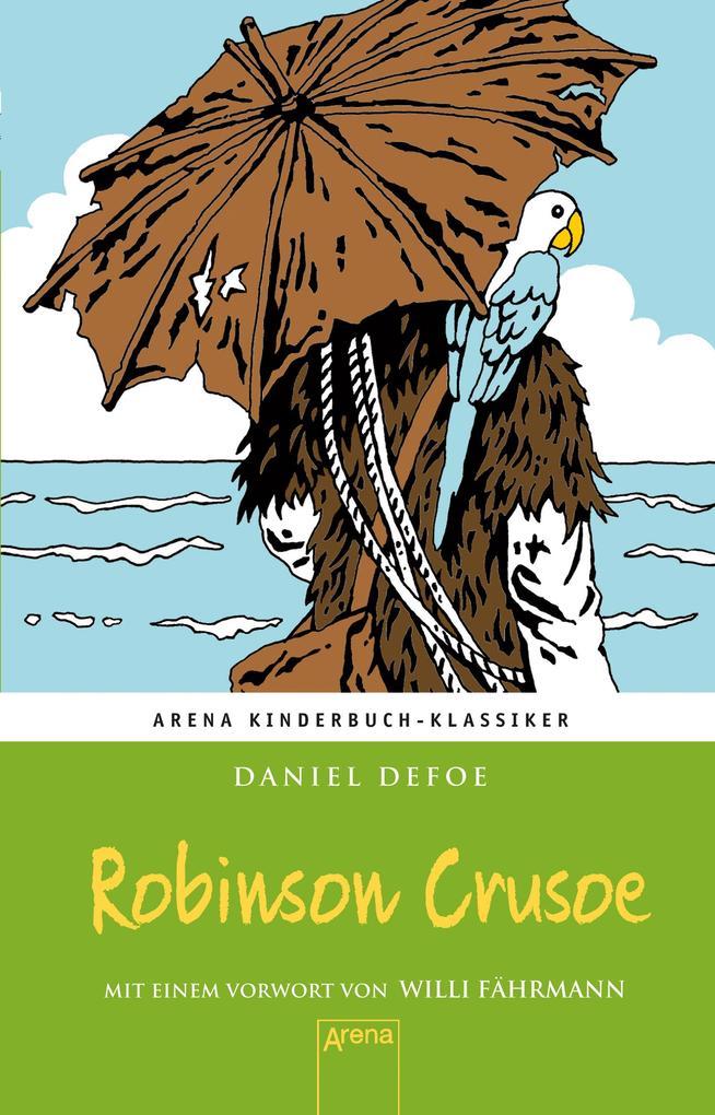 Robinson Crusoe als Buch (gebunden)