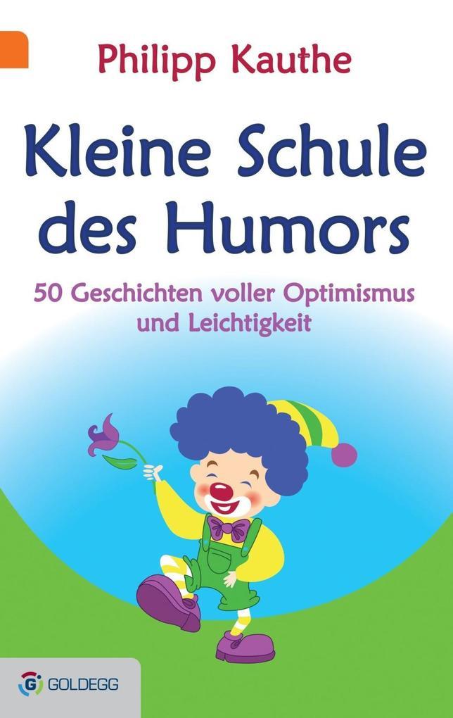 Kleine Schule des Humors als Buch