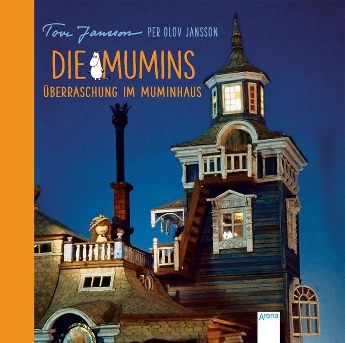 Die Mumins. Überraschung im Muminhaus als Buch ...