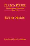 Werke VI 1. Euthydemos
