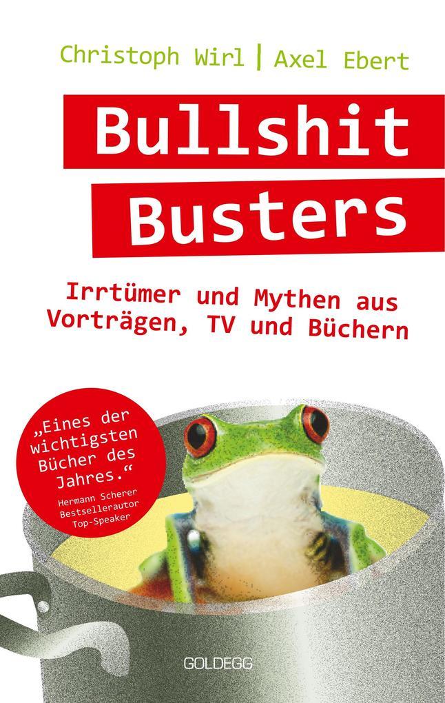 Bullshit Busters als Buch (gebunden)