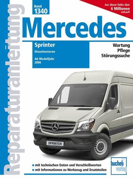 Mercedes Sprinter als Buch von