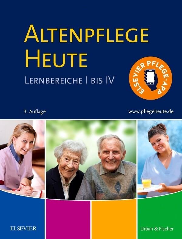 Altenpflege Heute als Buch von