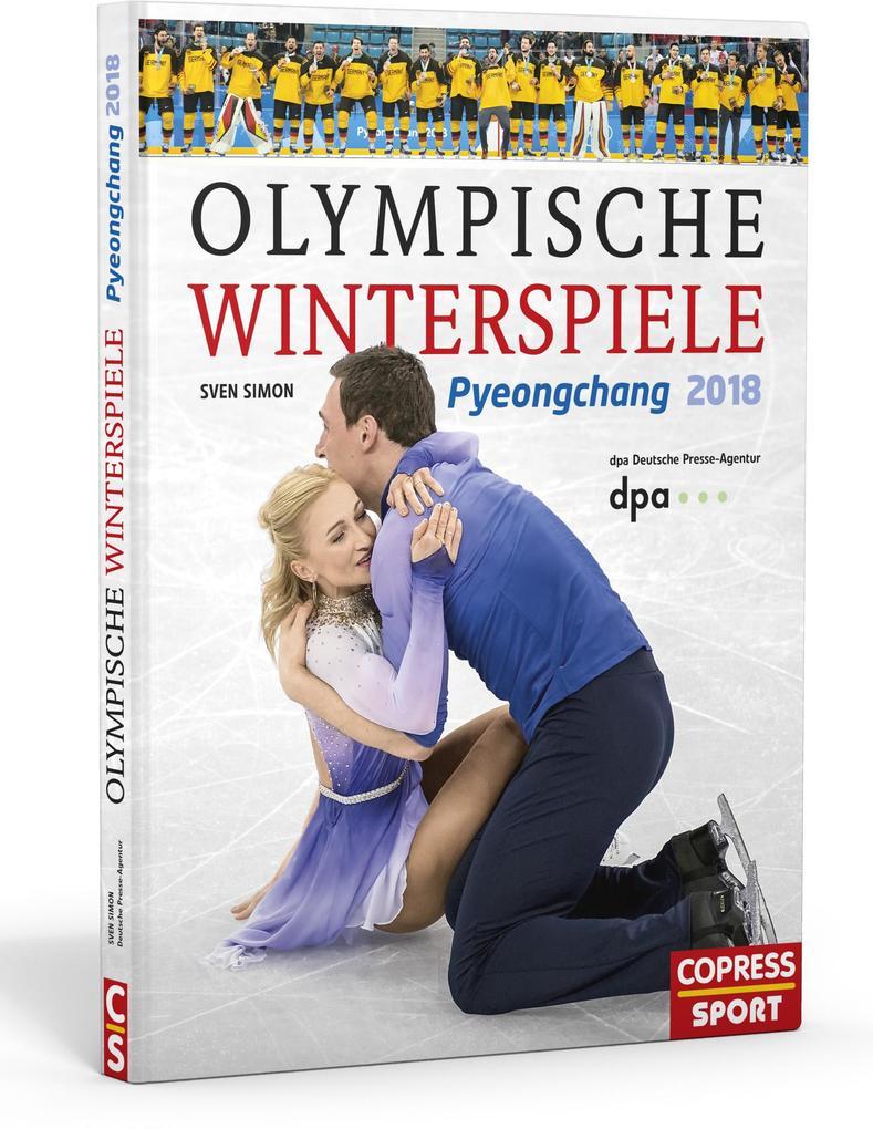 Olympische Winterspiele Pyeongchang 2018 als Buch