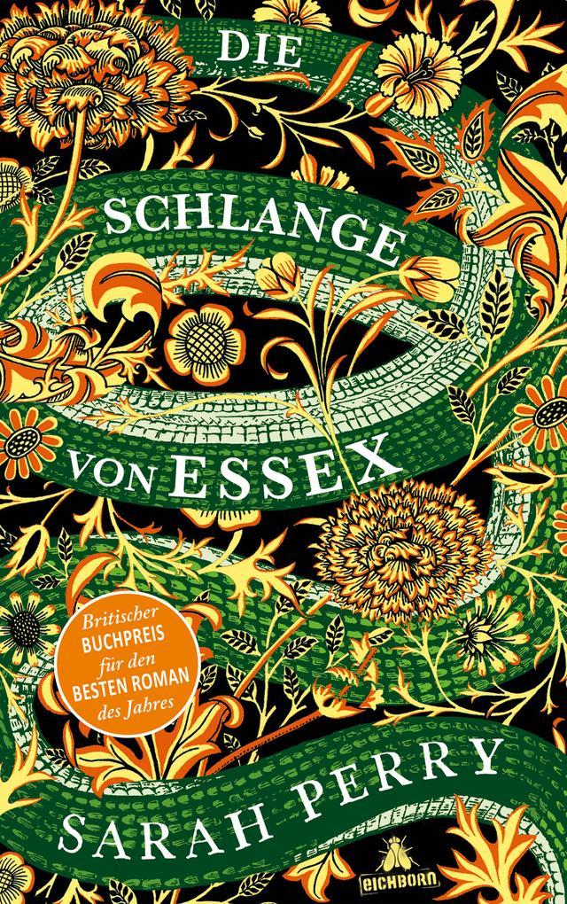 Die Schlange von Essex als Buch