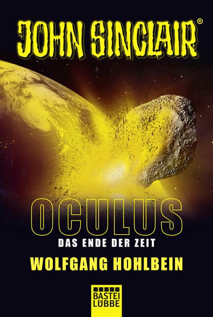 Oculus - Das Ende der Zeit als Taschenbuch