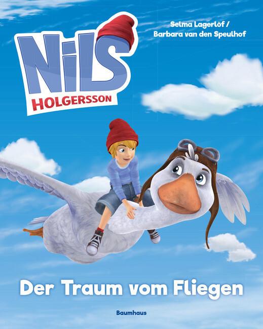 Nils Holgersson - Der Traum vom Fliegen, Band 1 als Buch