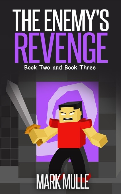 The Enemy´s Revenge, Book Two and Book Three al...
