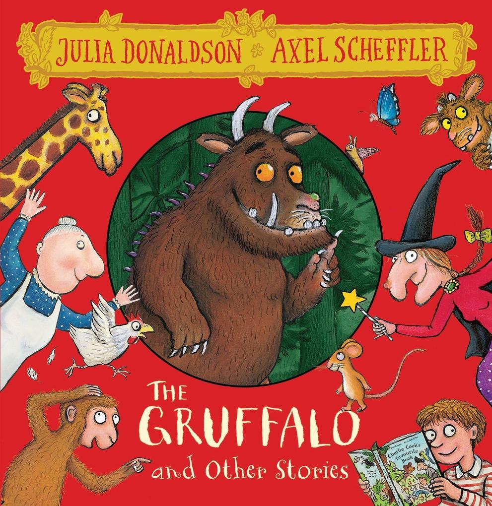 The Gruffalo and Friends. 8 CDs als Hörbuch CD ...