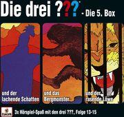 Die drei ??? Box 05. Folgen 13-15 (drei Fragezeichen) 3 CDs