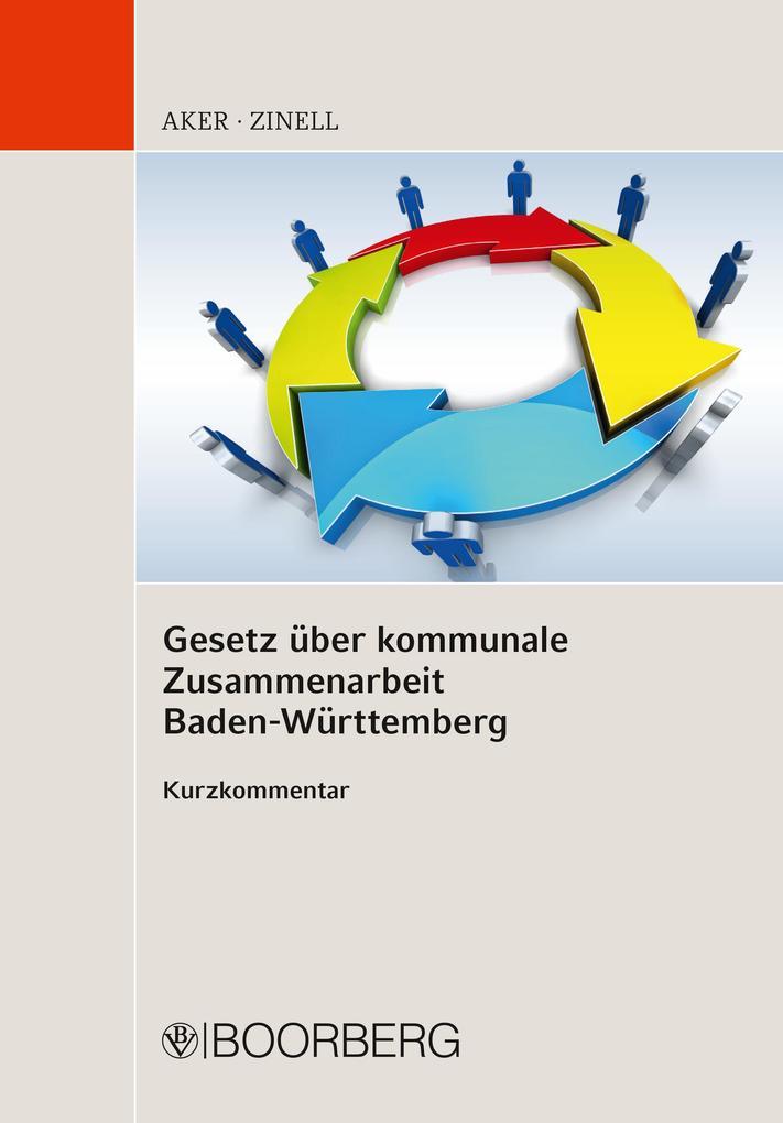 Gesetz über kommunale Zusammenarbeit Baden-Würt...