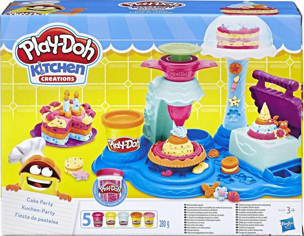 Hasbro - Play-Doh Kuchen Party als sonstige Artikel