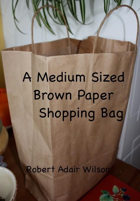 A Medium Sized Brown Paper Shopping Bag als eBo...