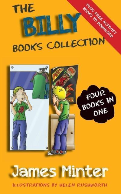 The Billy Books Collection als Taschenbuch von ...