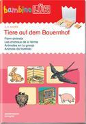 bambinoLÜK - Tiere auf dem Bauernhof
