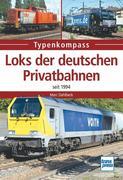Loks der deutschen Privatbahnen