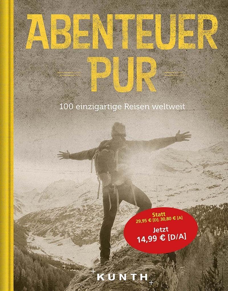 Abenteuer Pur als Buch