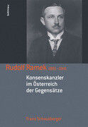 Rudolf Ramek 1881-1941