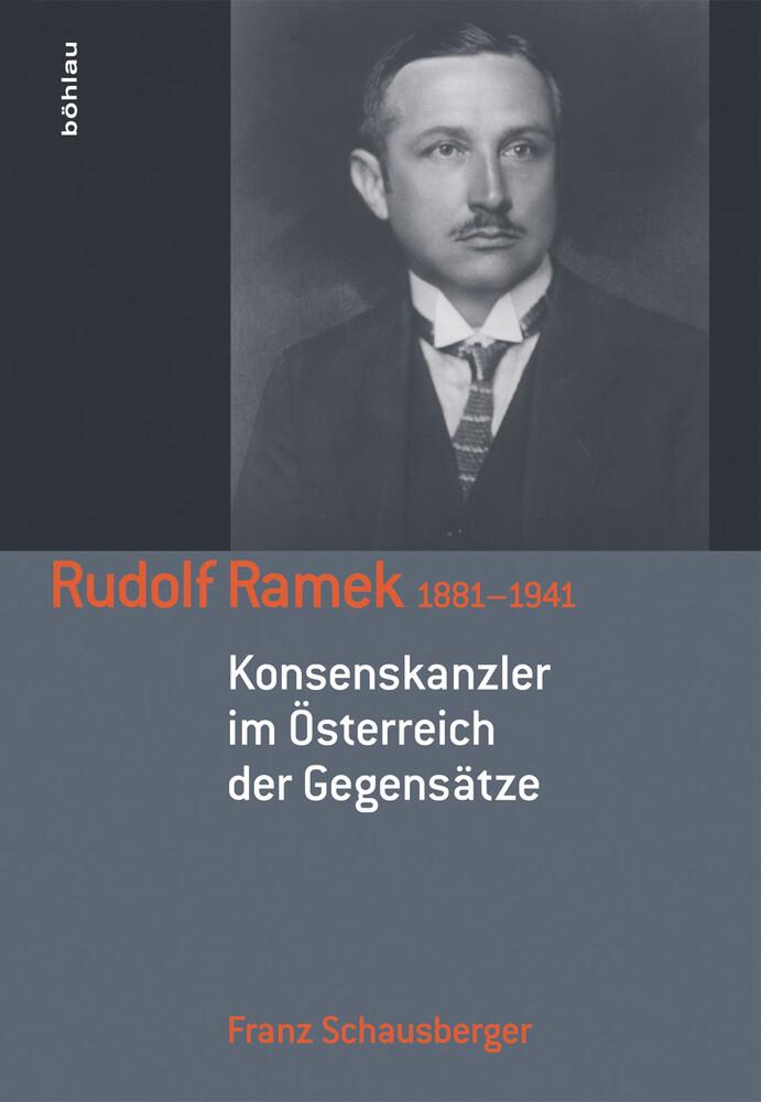 Rudolf Ramek 1881-1941 als Buch von Franz Schau...