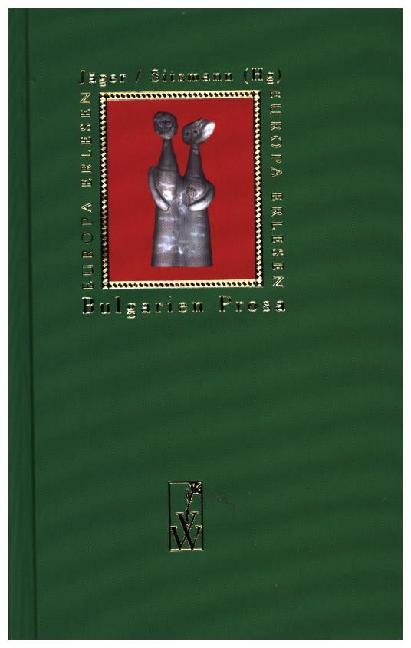 Bulgarien Prosa als Buch von