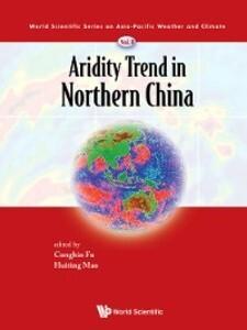 Aridity Trend in Northern China als eBook Download von