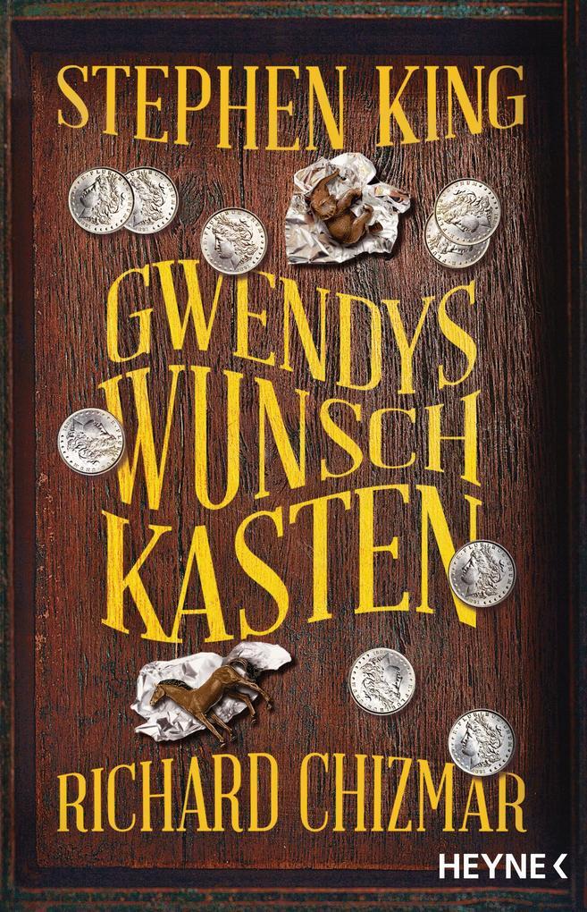 Gwendys Wunschkasten als eBook