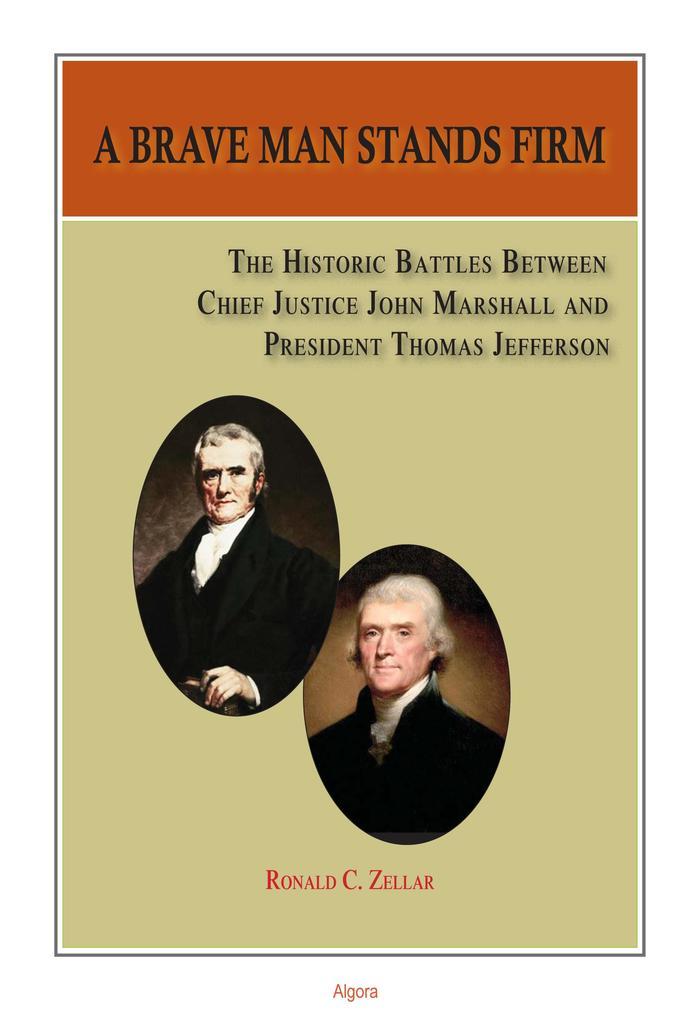 Brave Man Stands Firm als eBook Download von Ro...