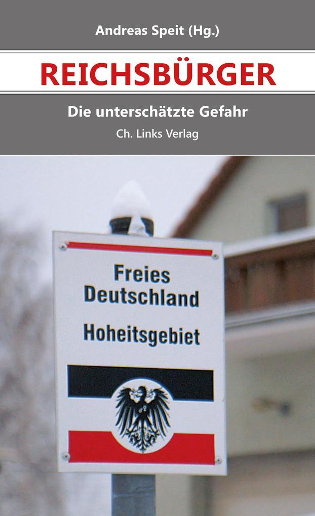 Reichsbürger als Buch von David Begrich, Gabrie...