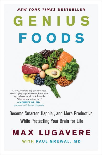 Genius Foods als Buch von Max Lugavere, Paul Gr...