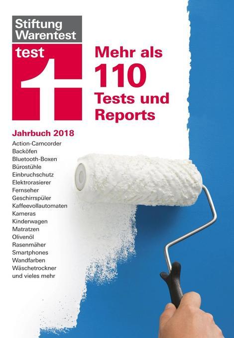 test Jahrbuch 2018 als Buch