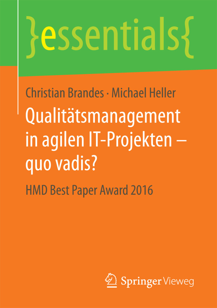Qualitätsmanagement in agilen IT-Projekten - qu...