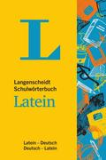 Langenscheidt Schulwörterbuch Latein - Mit Info-Fenstern zu Wortschatz & römischem Leben