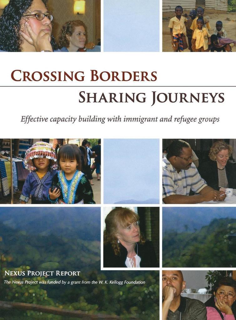 Crossing Borders - Sharing Journeys als Buch vo...