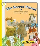 The Secret Friend, Stage 3, Let Me Read Series