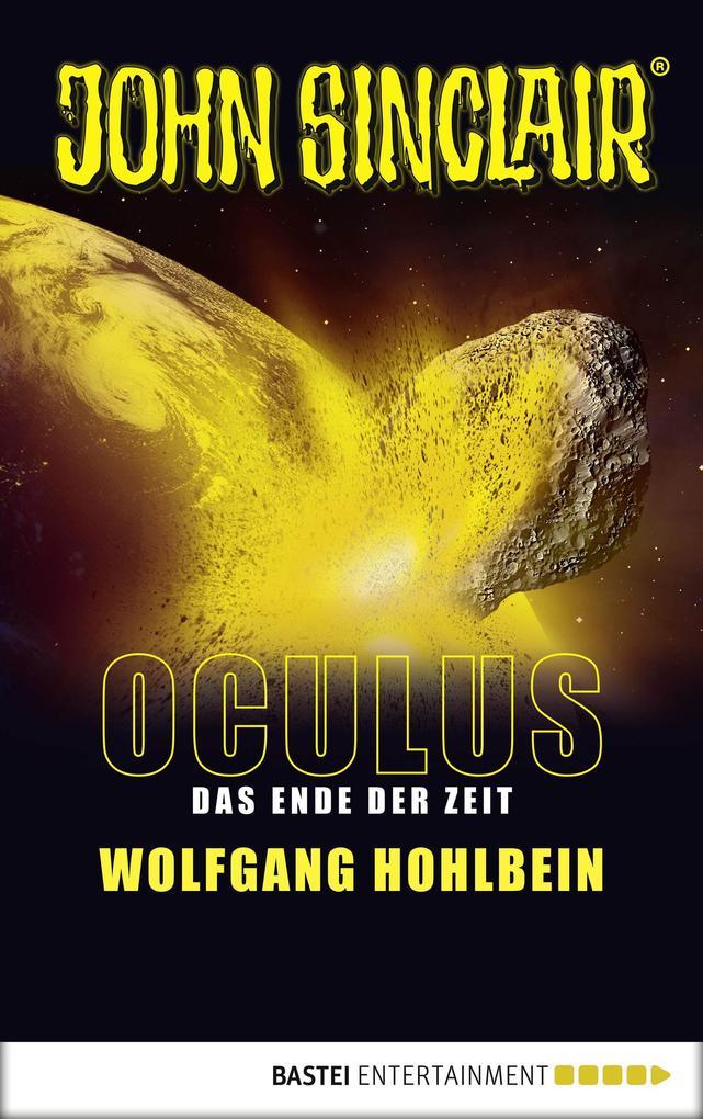 Oculus - Das Ende der Zeit als eBook