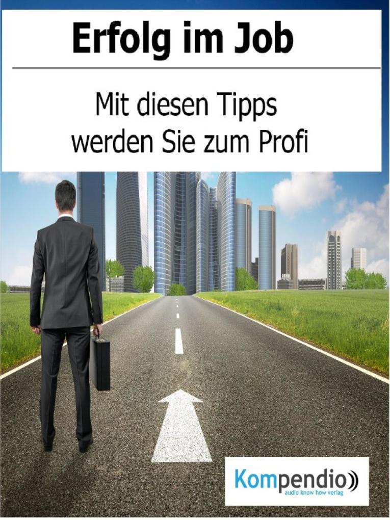 Erfolg im Job als eBook Download von Alessandro...