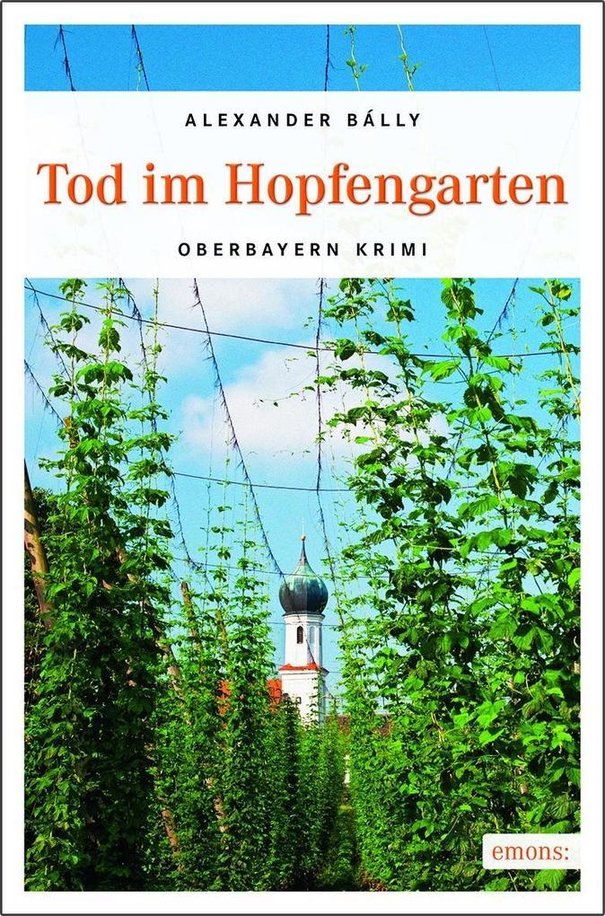 Tod im Hopfengarten als Taschenbuch