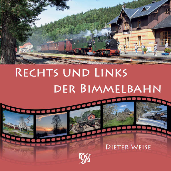 Rechts und links der Bimmelbahn als Buch von Di...