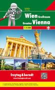 Wien Großraum Riesenatlas, Städteatlas 1:15.000
