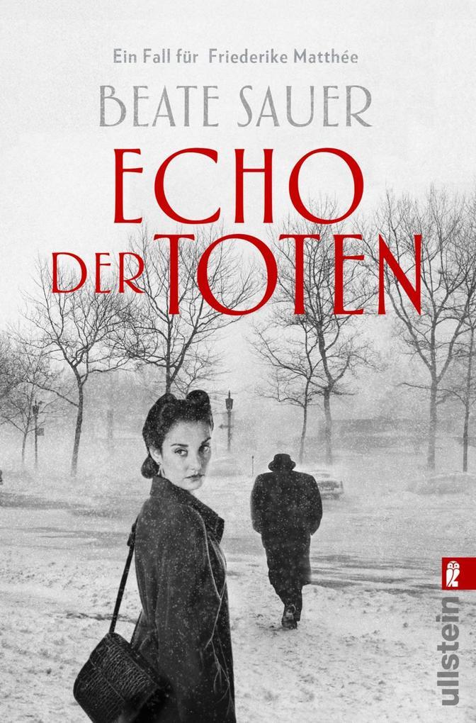 Echo der Toten. Ein Fall für Friederike Matthée als eBook